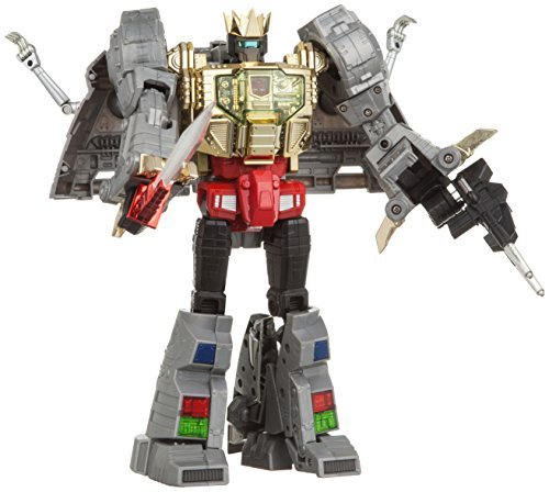 Transformers Takara Tomy Masterpiece Grimlock - Asian Exclusive with Collector Card by Masterpiece