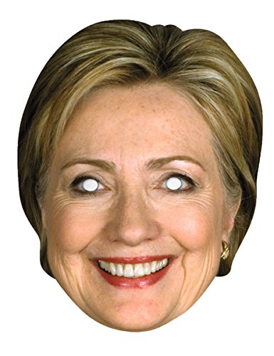 Hillary Clinton - Maske (Rubie 's Spain hclin01) (Clinton Kostüm Party)
