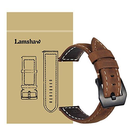 Ceston - Bracelet de montre de rechange FS4656 - Pour montre Fossil - Pour homme