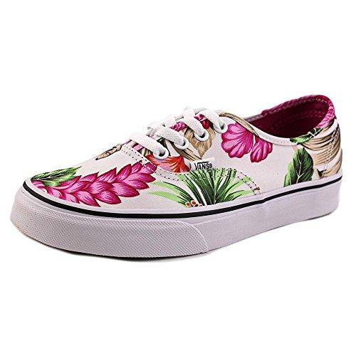Scarpa Vans Authentic Donna Hawaiian Floral White (38)
