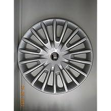 Fiat Grande Punto llantas originales tapa tapacubos tapacubos set 735448759 nuevo