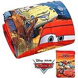 Colcha edredón Cars Pixar simple cama 1plaza Invierno Niño Disney original