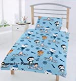 Octonauts Junior Rotary Duvet Cover Set