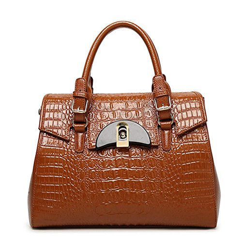 GBT Die neue Art- und Weisedame-Handtasche Brown