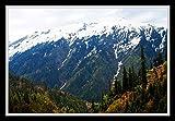 Snow Clad Mountains - Landscape Fine Art...