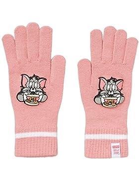 PUMA Kinder Handschuhe Active Knit Gloves Tom und Jerry