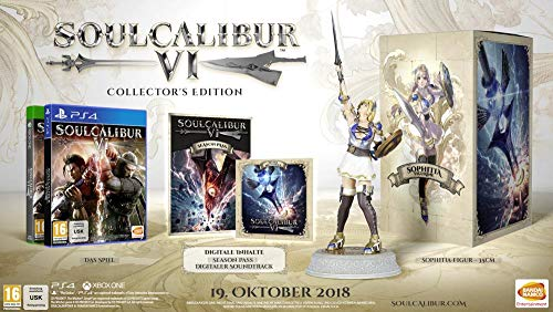 Soulcalibur VI - Collector's Edition - Xbox One