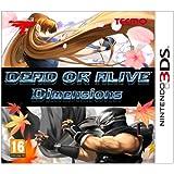Dead or Alive: Dimensions (Nintendo 3DS)