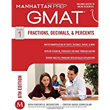 GMAT Fractions, Decimals, & Percents.