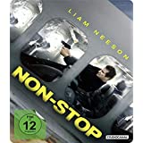 Non-Stop - Steelbook [Blu-ray]