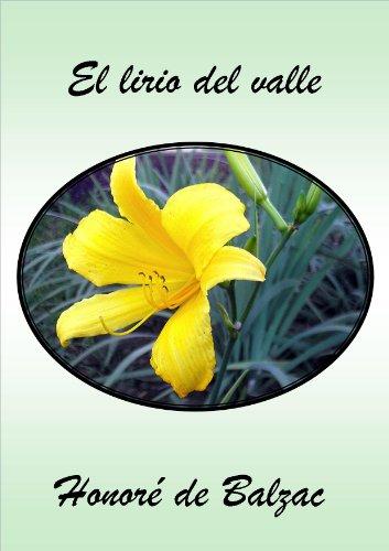 El lirio del valle por Honoré de Balzac