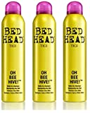 Tigi Bed Head Hair Care Haarsprays Oh Bee Hive. Matt Dry Shampoo 238 ml x 3
