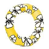 #DoYourSwimming Tauchspielzeug aus Neopren mit Sand befüllt, ideale Schwimmhilfe BZW. Tauchhilfe für Kinder. Das Wasserspielzeug eignet Sich fürs Freibad, Schwimmbad, See oder das Meer Tauchring gelb