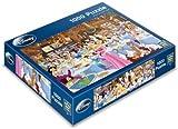 King Disney Tearoom Puzzle (1000 Pieces)