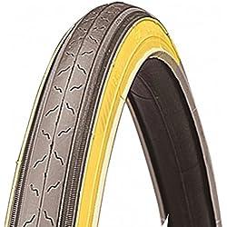 Cubierta KENDA Proteccion Pinchazos K Shield Negro Crema 700 23C Bicicleta 3771
