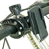 Buybits K-Tech Manubrio Bicicletta per Garmin Gpsmap 64 64s 64st