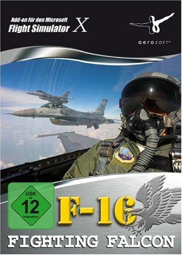 Aerosoft Flight Simulator X - F-16 Fighting Falcon