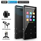 MP3 music Player Bluetooth 4.2 Quality 16GB MP3 with speaker, HIF Music Direct