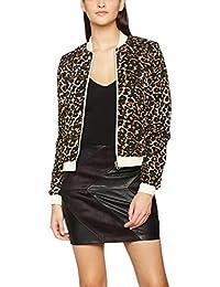 Vero Moda Vmsora Bomber Jacket, Blouson Femme