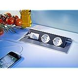 Suchergebnis auf Amazon.de für: steckdose arbeitsplatte: Küche ...