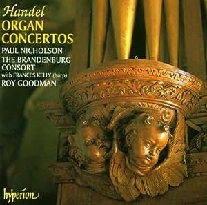 Les Concertos Pour Orgues Op 4 & 7