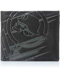 Metal Mulisha Men's Slasher Bifold Wallet Black