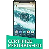 (CERTIFIED REFURBISHED) Moto One Power (P30) Note (4+64GB) Black (Black)