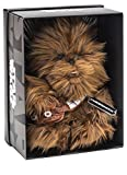 Joy Toy 1601760 - Chewbacca Black Line Plüsch 25 cm