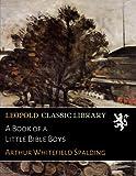 A Book of a Little Bible Boys