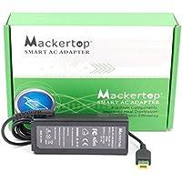 Mackertop Caricabatterie adattatore Ac 20 V 2,25A 20 V 2,25A 45W Laptop per Lenovo-Thinkpad T431s X230s X240s x 240