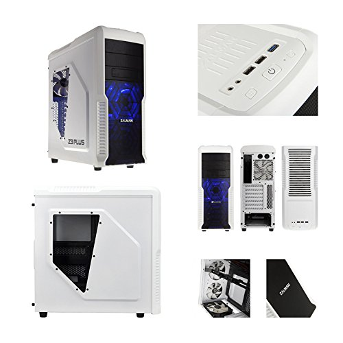 For Sale Sedatech Ultimate Gaming PC Complete Package Intel i7-7700K 4x 4.20Ghz (max 4.5Ghz), Geforce GTX1080Ti 11Gb, 32Gb RAM DDR4 3000Mhz, 500Gb SSD, 3Tb HDD, USB 3.1, Wifi, CardReader, HDMI2.0, DirectX 12, VR Ready, 80+ PSU. Desktop Computer with 23.6″ TFT-LED Monitor, Keyboard & Mouse and Windows 10 64 Bit