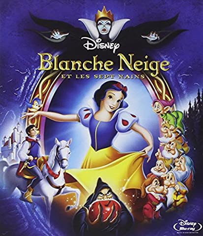 Blanche Neige et les Sept Nains [Blu-ray] [Fr Import]