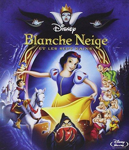 Blanche Neige et les Sept Nains [Blu-ray] [Fr Import] (Und Zwerge Die Sieben Schneewittchen Disneys)
