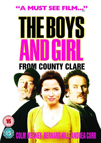 The Boys and Girl From County Clare  DVD