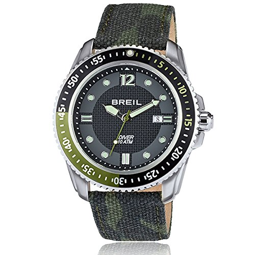 Breil - Watch - TW1421_CAM/NE-Unica