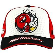 Marc Marquez 93 Moto GP Niños Ant Rojo Baseball Gorra Oficial 2018
