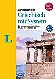 Langenscheidt Griechisch mit System - Sprachkurs für Anfänger und Forgeschrittene: Der...