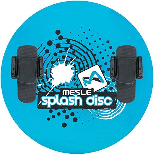 MESLE Teller Splash Disc 74 Blue, Wasserski Scheibe mit… | 04250513800598
