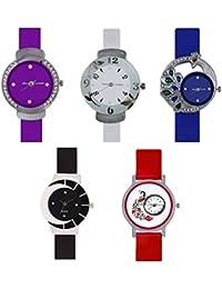 Rage Enterprise Colourful Designer Latest Combo Analog Watch - For Girls Analog Watch - For Girls