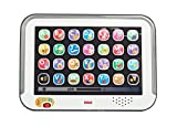 Fisher-Price Mattel CDG57 Lernspaß Tablet, grau
