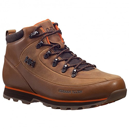 Helly Hansen  The Forester, Bottes de protection homme Black, Brown & Multi or P