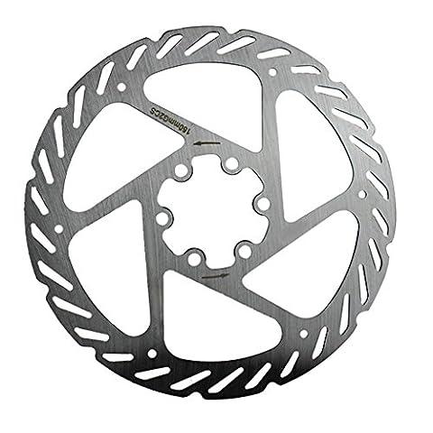 Dairyshop 160mm mécanique de cyclisme Vélo Frein à disque Rotor G2VTT 6boulons