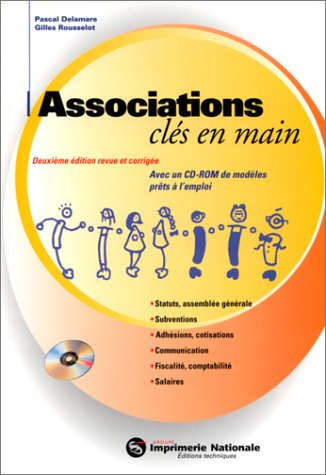 Associations clés en main (1 livre + 1 CD audio)