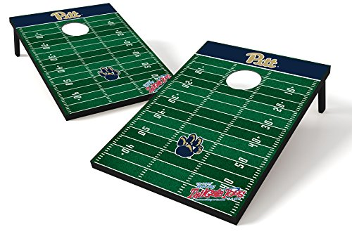 Wild Sports College Heckklappe Sitzsack Werfen Spiel, unisex Herren damen, Pittsburgh Panthers, Einheitsgröße