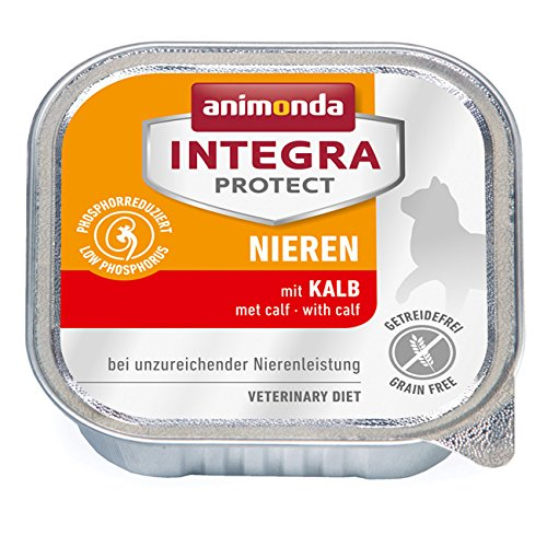 Animonda Integra Protect Niere mit Kalb 16x 100g