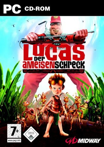Lucas der Ameisenschreck