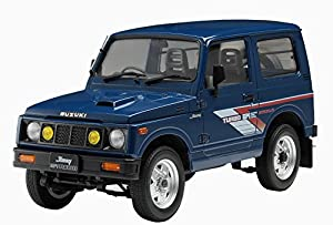 Hasegawa HA20323 Suzuki Jimny (JA71-Jcu) - Kit de Modelo, Escala 1:24