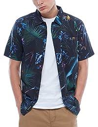 6de66292729 Shirt short Men Vans Neo Jungle Shirt