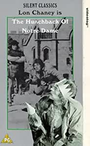 the hunchback of notre dame vhs import allemand lon chaney patsy ruth miller norman kerry. Black Bedroom Furniture Sets. Home Design Ideas