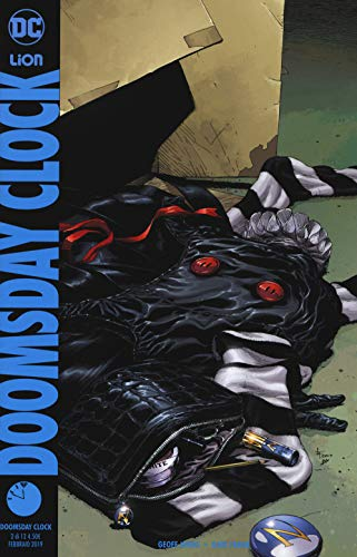 Doomsday clock: 2